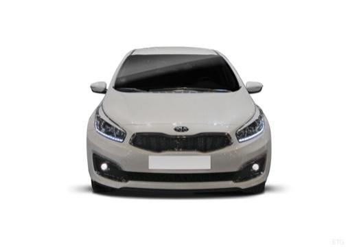 KIA Ceed IV hatchback przedni