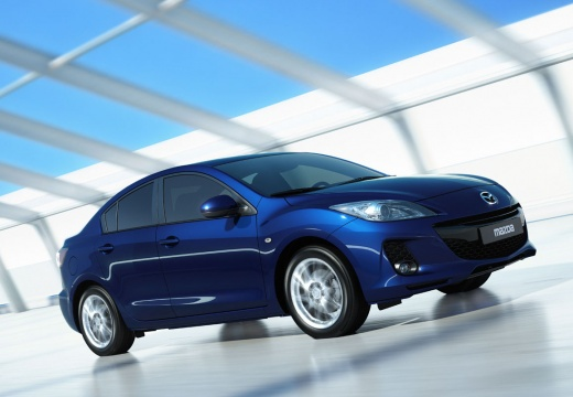 MAZDA 3 1.6 CD Exclusive Sedan IV 115KM (diesel)