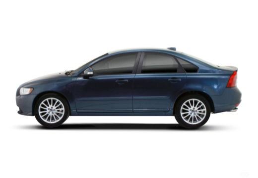 VOLVO S40 V sedan boczny lewy