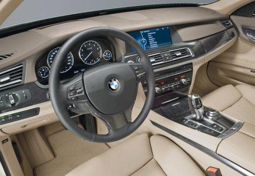 BMW Seria 7 F01 F02 I sedan tablica rozdzielcza