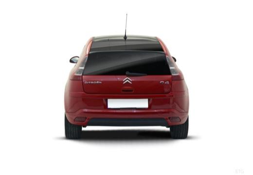 CITROEN C4 II hatchback tylny