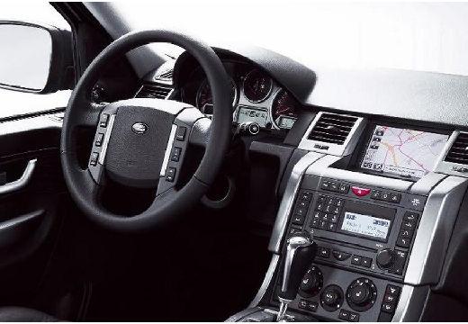 LAND ROVER Range Rover kombi tablica rozdzielcza