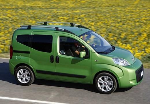 FIAT Fiorino Qubo kombi zielony przedni prawy