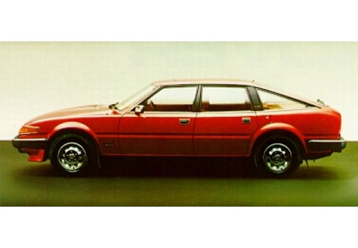 ROVER SD 2000 - 3500 hatchback czerwony jasny boczny lewy