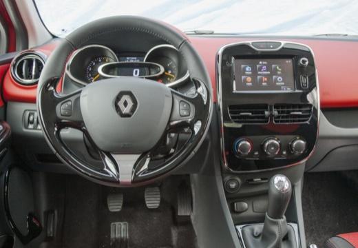 RENAULT Clio IV I hatchback tablica rozdzielcza
