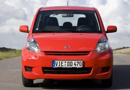 DAIHATSU Sirion 1.3 ECO 4WD aut Hatchback III 87KM (benzyna)