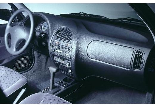 CITROEN Saxo II hatchback tablica rozdzielcza