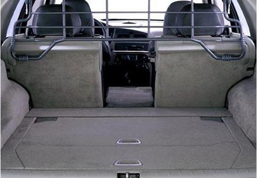 VOLVO V70 XC kombi przestrzeń załadunkowa