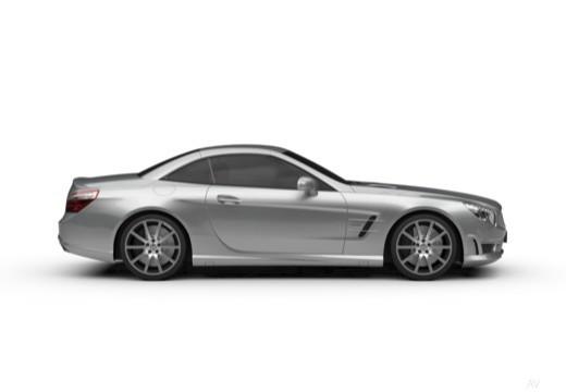 MERCEDES-BENZ Klasa SL SL 231 I roadster boczny prawy