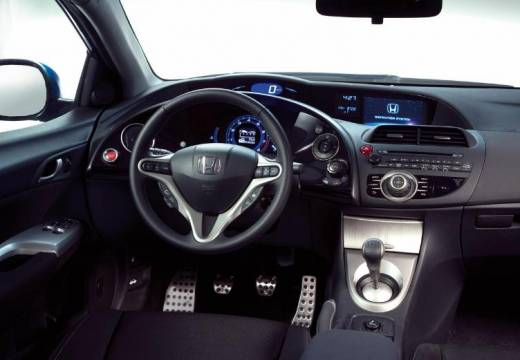 HONDA Civic VI hatchback przekrój
