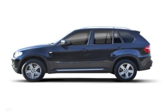 BMW X5 kombi boczny lewy