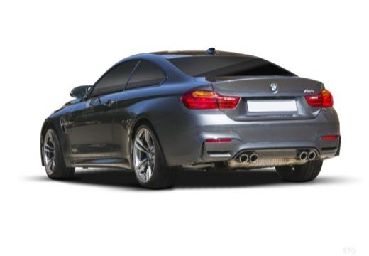BMW Seria 4 F32 coupe tylny lewy