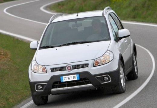 FIAT Sedici 1.6 16V 4x2 Emotion Kombi II 120KM (benzyna)