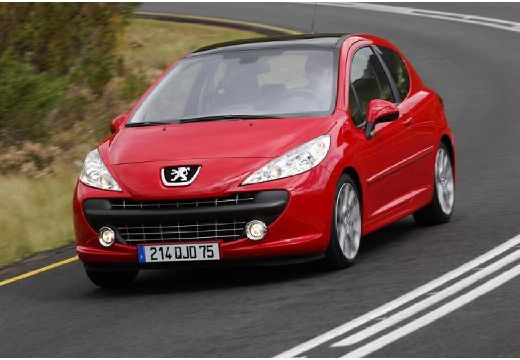 PEUGEOT 207 RC Cup Hatchback I 1.6 175KM (benzyna)