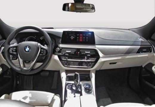 BMW Серия 6 хэтчбек приборная панель