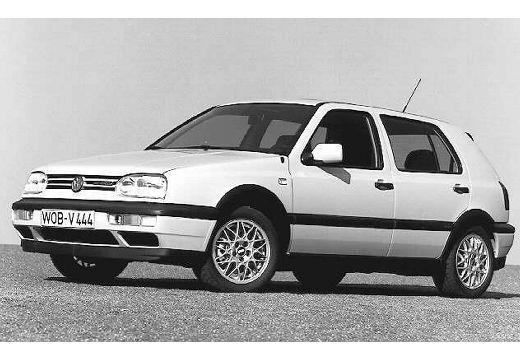 VOLKSWAGEN Golf III hatchback przedni lewy