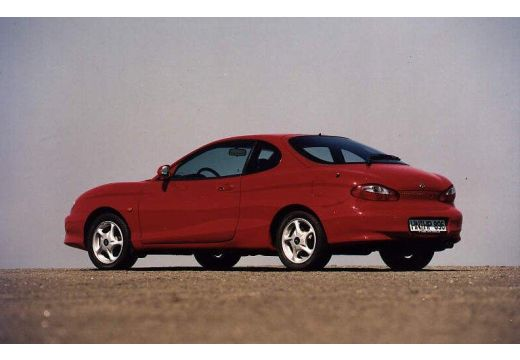 HYUNDAI Coupe coupe tylny lewy