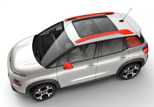 CITROEN C3 Aircross hatchback górny przedni