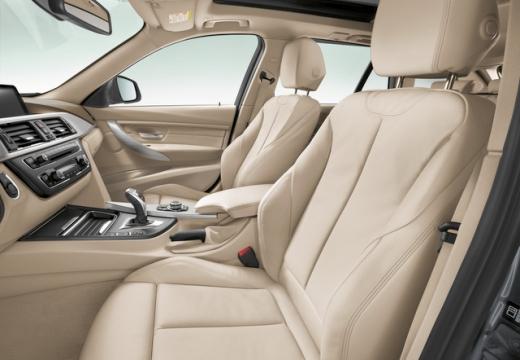 BMW Seria 3 Touring F31 I kombi wnętrze