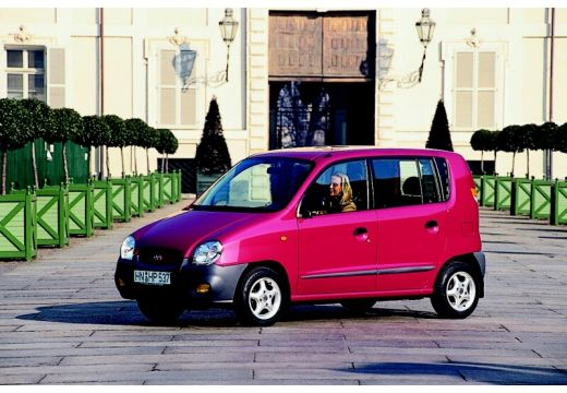 HYUNDAI Atos 1.0 GL swo Hatchback I 55KM (benzyna)
