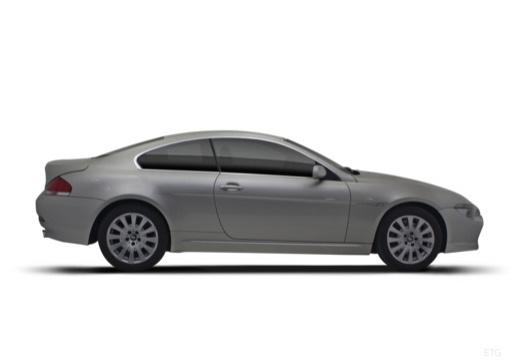 BMW Seria 6 E63 I coupe boczny prawy