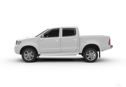 Toyota HiLux IV pickup boczny lewy