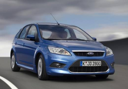 FORD Focus Hatchback IV