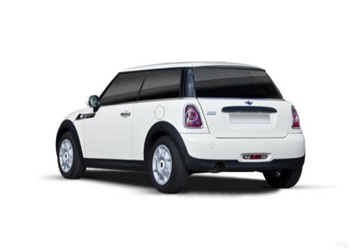 MINI [BMW] Mini MINI One IV hatchback tylny lewy
