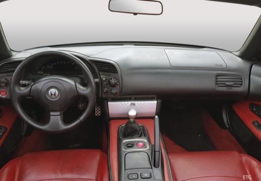 HONDA S 2000 I roadster tablica rozdzielcza