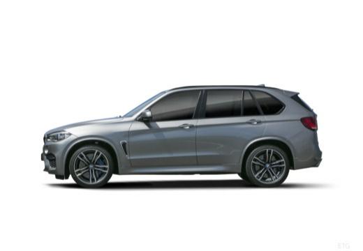 BMW X5 X 5 F15 kombi boczny lewy