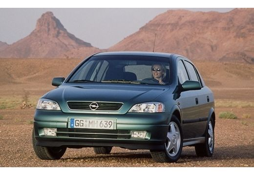 OPEL Astra II 1.6 Elegance aut Hatchback 100KM (benzyna)