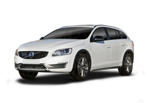 VOLVO V60 CC D3 Drive-E Kinetic aut Kombi Cross Country I 2.0 150KM (diesel)