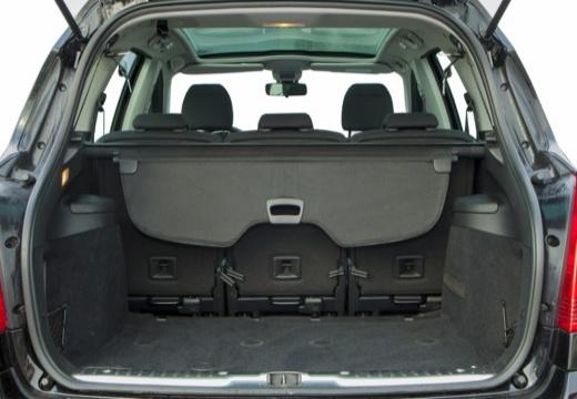 PEUGEOT 308 I hatchback przestrzeń załadunkowa