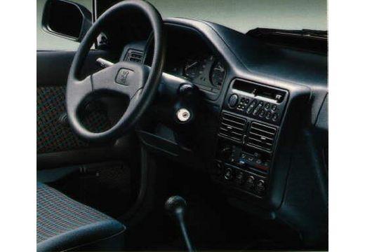 PEUGEOT 106 hatchback tablica rozdzielcza