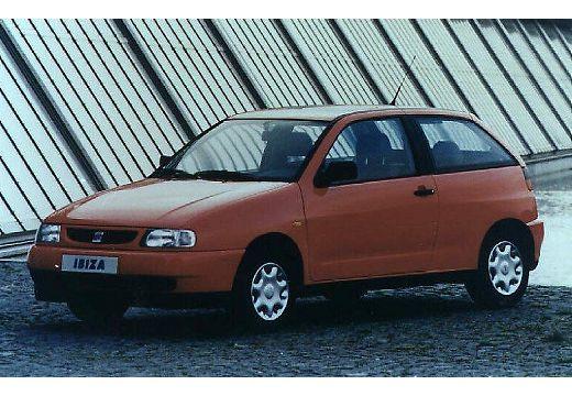 SEAT Ibiza II hatchback przedni lewy