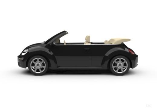 VOLKSWAGEN New Beetle Cabriolet II kabriolet boczny lewy