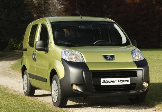 PEUGEOT Bipper Tepee 1.4 VTC Kombi I 75KM (benzyna)
