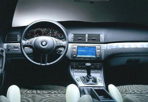 BMW Seria 3 Compact E46/5 hatchback tablica rozdzielcza