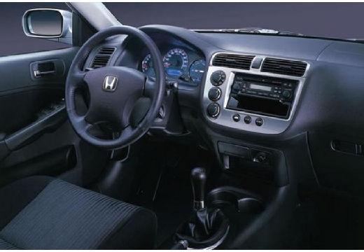 HONDA Civic V sedan tablica rozdzielcza