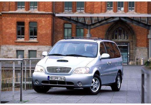 KIA Carnival 2.9 CRDi aut / Freedom Van II 3.0 145KM (diesel)