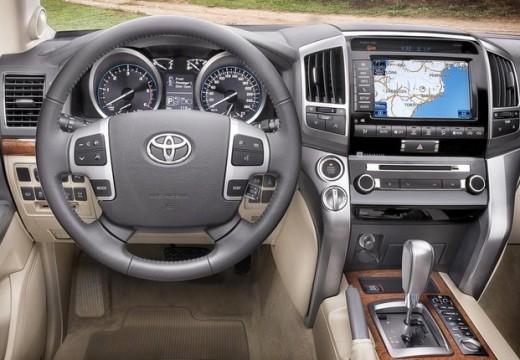 Toyota Land Cruiser V8 II kombi tablica rozdzielcza