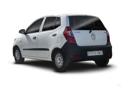 HYUNDAI i10 II hatchback tylny lewy