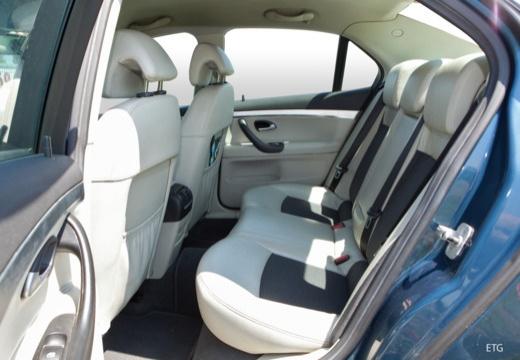 SAAB 9-3 Sport I sedan wnętrze