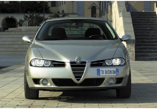 ALFA ROMEO 156 2.5 V6 Distinctive Sedan III 192KM (benzyna)
