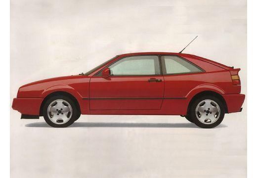 VOLKSWAGEN Corrado 1.8 G60 Coupe I 158KM (benzyna)