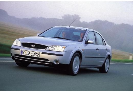 FORD Mondeo III hatchback silver grey przedni lewy