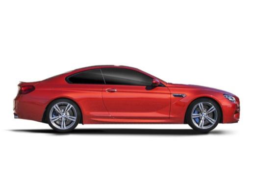 BMW Seria 6 F13 I coupe boczny prawy