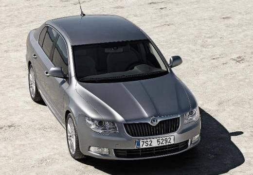 SKODA Superb 2.0 TSI LK DSG Hatchback III 200KM (benzyna)