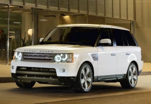 LAND ROVER Range Rover kombi biały przedni lewy