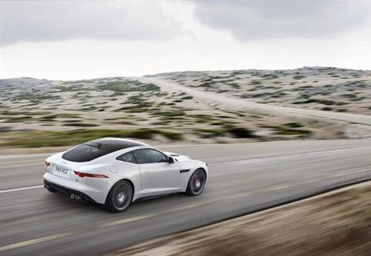 JAGUAR F-Type I coupe